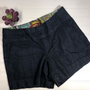 ONE 5 ONE Size 6 Jean Shorts